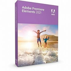 Adobe Premiere Elements 2021 CZ (elektronická licencia)