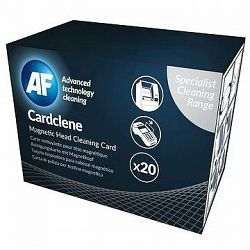 AF Cardclene - balenie 20 ks