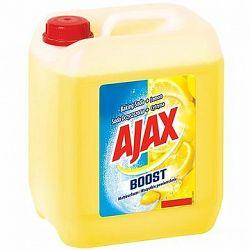 AJAX Boost Baking Soda & Lemon 5 l