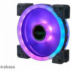 AKASA Vegas TLX 12 cm ARGB ventilátor/AK-FN101