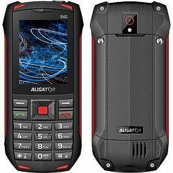 Aligator R40 eXtremo červený