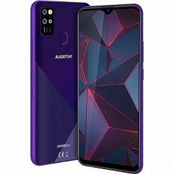 Aligator S6500 Duo Crystal 32 GB fialová