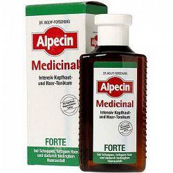 ALPECIN Medicinal Forte Intensive Scalp And Hair Tonic 200 ml