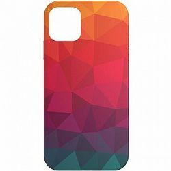 AlzaGuard – Apple iPhone 11 Pro Max – Rainbow Geometry Madness
