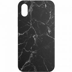 AlzaGuard – Apple iPhone X/XS – Čierny Mramor