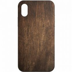 AlzaGuard – Apple iPhone X/XS – Tmavé drevo