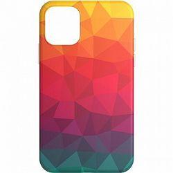 AlzaGuard – iPhone 11 Pro – Rainbow Geometry Madness