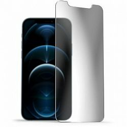 AlzaGuard Privacy Glass Protector pre iPhone 12/12 Pro