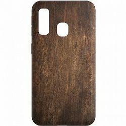 AlzaGuard – Samsung Galaxy A40 – Tmavé drevo