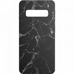 AlzaGuard Samsung Galaxy S10 Čierny Mramor