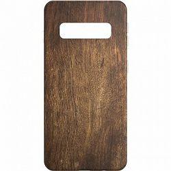 AlzaGuard Samsung Galaxy S10 Tmavé drevo