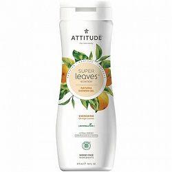ATTITUDE Super leaves s detoxikačným účinkom - pomarančové listy 473 ml