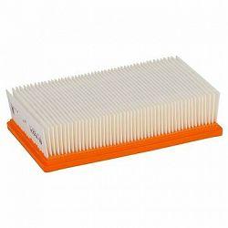 BOSCH Polyesterový plochý skladaný filter pre GAS 35-55