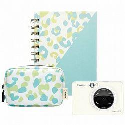 Canon Zoemini S perleťovo biely – Essential Kit