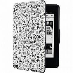 CONNECT IT CEB-1031-WH pre Amazon Kindle Paperwhite 1/2/3, Doodle White