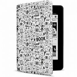 CONNECT IT CEB-1043-WH na Amazon NEW Kindle Paperwhite 2018, Doodle white
