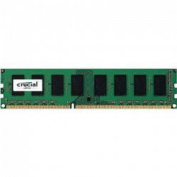 Crucial 4 GB DDR3L 1600 MHz CL11 Dual Voltage Single ranked