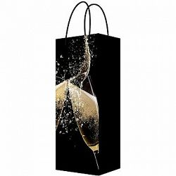 Darčeková taška na víno - 208892
