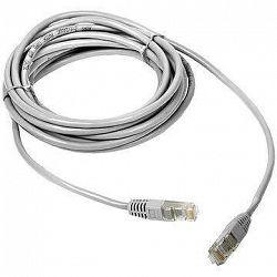 DATACOM Patch cord UTP CAT5E 0,25 m biely