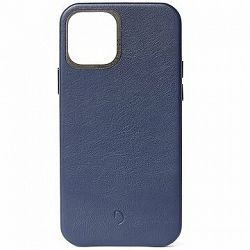 Decoded Backcover Navy iPhone 12/iPhone 12 Pro