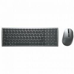 Dell Multi-Device Wireless Combo KM7120W CZ/SK – Titan Gray
