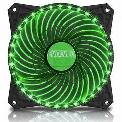 EVOLVEO 12L2GR LED 120 mm zelený