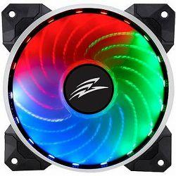 EVOLVEO 12R1R Rainbow RGB LED 120 mm PWM