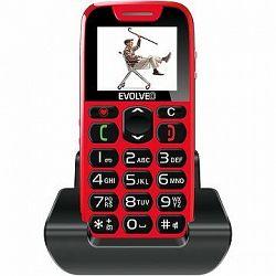 EVOLVEO EasyPhone červený