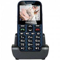 EVOLVEO EasyPhone XD modro-strieborný