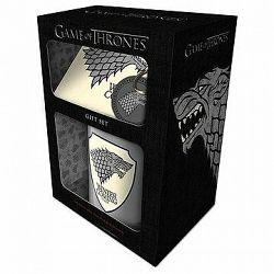 Game of Thrones – Stark – darčeková sada