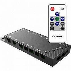 GameMax Remote PWM+ARGB HUB V3.0