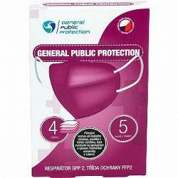 GPP Respirátor – FFP2 – balenie/5 ks