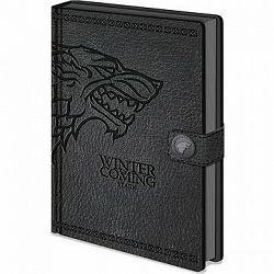 Hra o tróny – Stark – zápisník