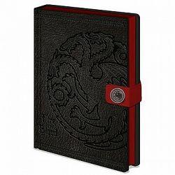 Hra o tróny – Targaryen – zápisník