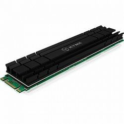 ICY BOX IB-M2HS-1001 Heat sink for M.2 SSD (22110)