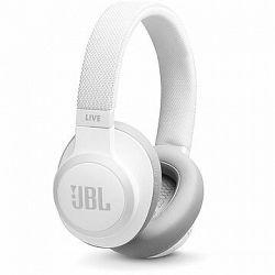 JBL Live 650BTNC biele