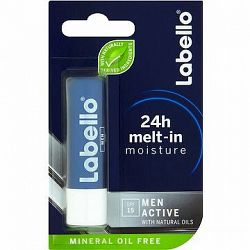 Labello Balzam na pery pre mužov 4,8 g