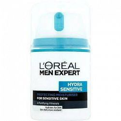 ĽORÉAL PARIS Men Expert Hydra Sensitive Protecting Moisturiser 24h. 50 ml
