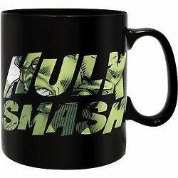MARVEL Hulk heat mug – Hrnček
