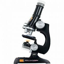 Mikroskop na batérie