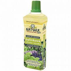 NATURA Kvapalné hnojivo bylinková záhradka 0,5 l