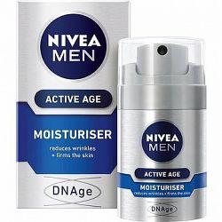 NIVEA Men Active Age DNAge Moisturiser 50 ml