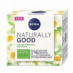 NIVEA Naturally Good Day Care Sensitive 50 ml