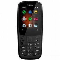 Nokia 220 4G Dual SIM čierna