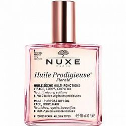 NUXE Huile Prodigiuse Floral Multi-Purpose Dry Oil 100 ml