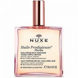 NUXE Huile Prodigiuse Floral Multi-Purpose Dry Oil 50 ml