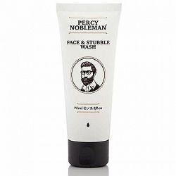 PERCY NOBLEMAN Face & stubble wash 75 ml