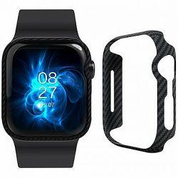 Pitaka Air Case Black/Grey Apple Watch SE/6/5/4 44mm