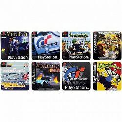 PlayStation – herné podložky pod poháre