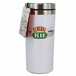 Priatelia – Central Perk – antikorový cestovný hrnček